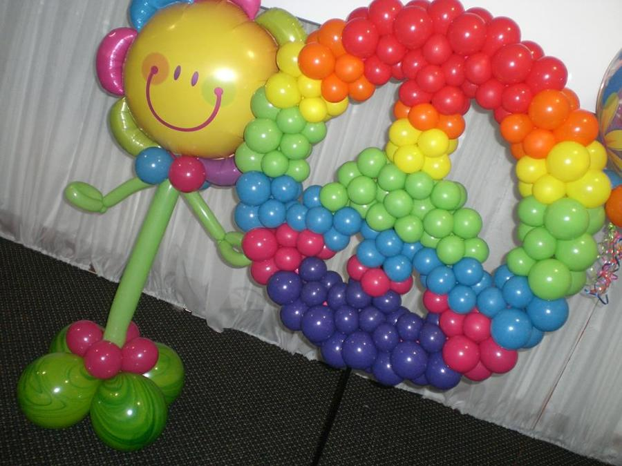 Bespoke Balloon Sculptures