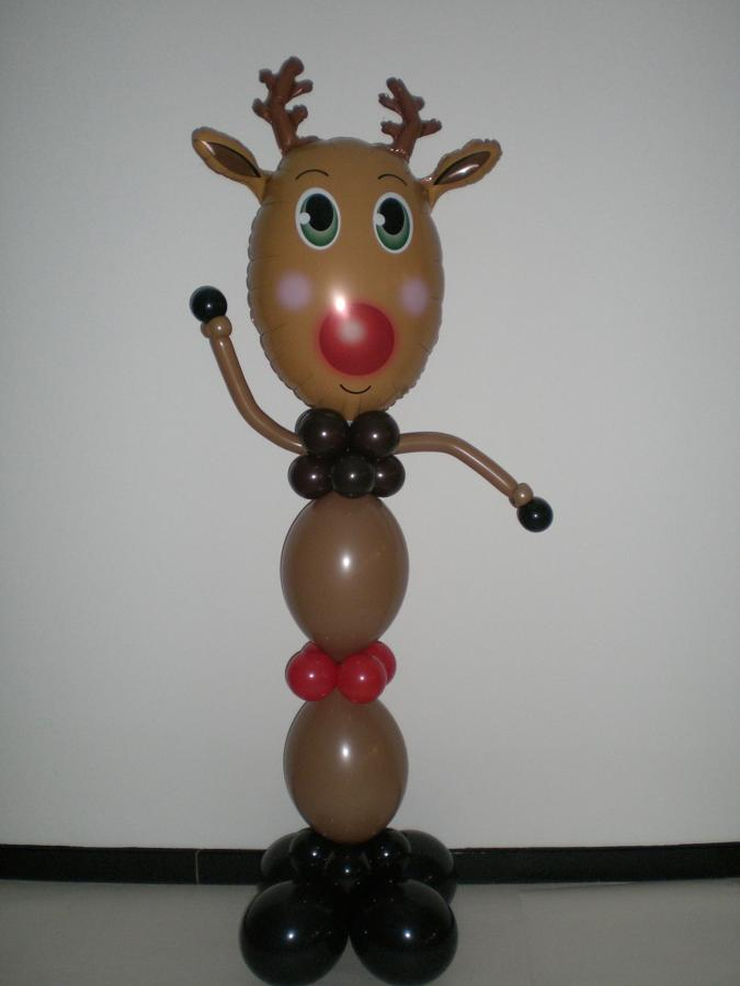 Rudolph party friend