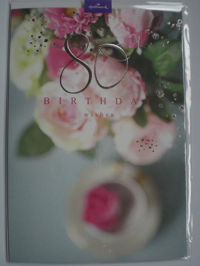 80th Handpicked Card