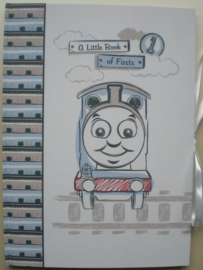 Thomas Milestone Book