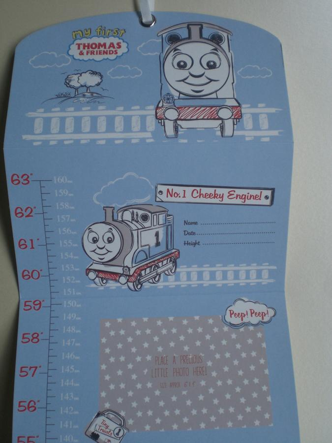 Thomas Photo Height Chart