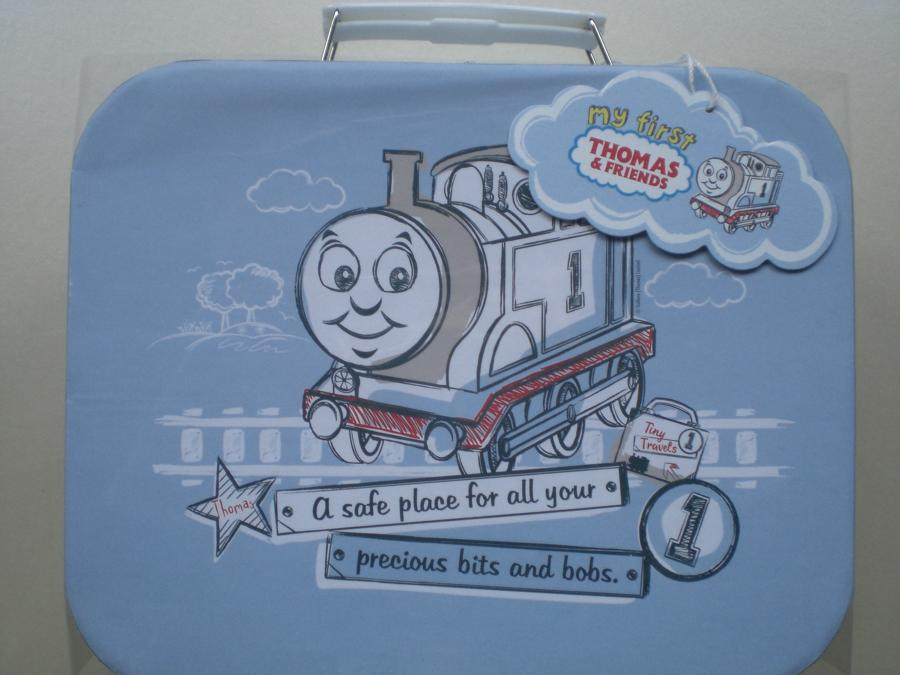 Thomas Keepsake Case