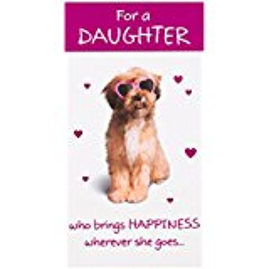 Daughter Who Brings Happiness