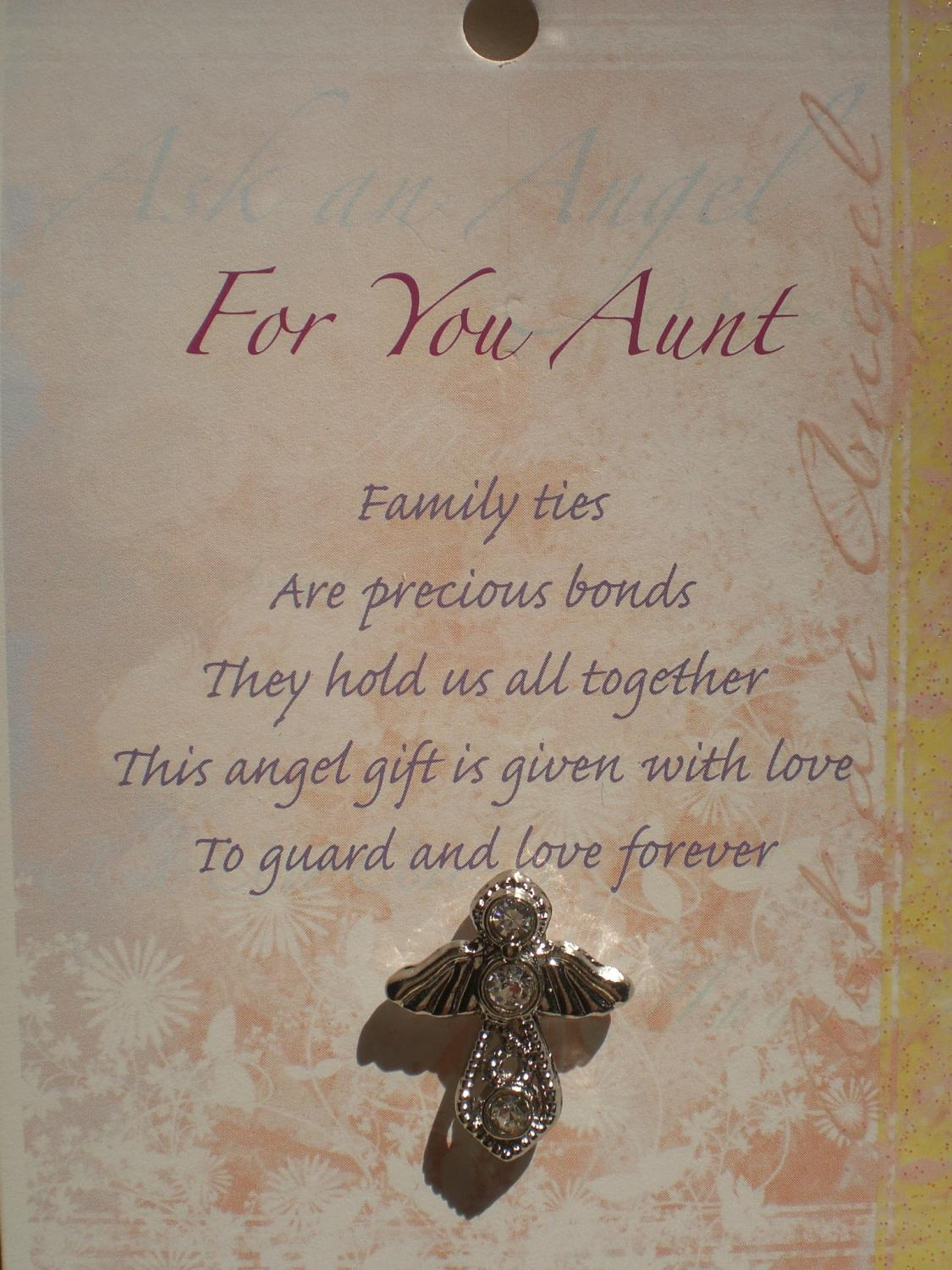 Aunt Angel (silver)