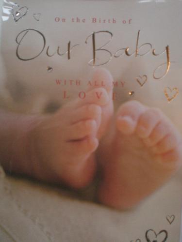 On The Birth of Our Baby