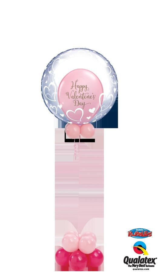 Valentine decobubble